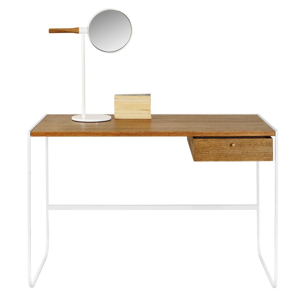 Tati Desk Oak Skrivbord | Asplund | Länna Möbler | Handla