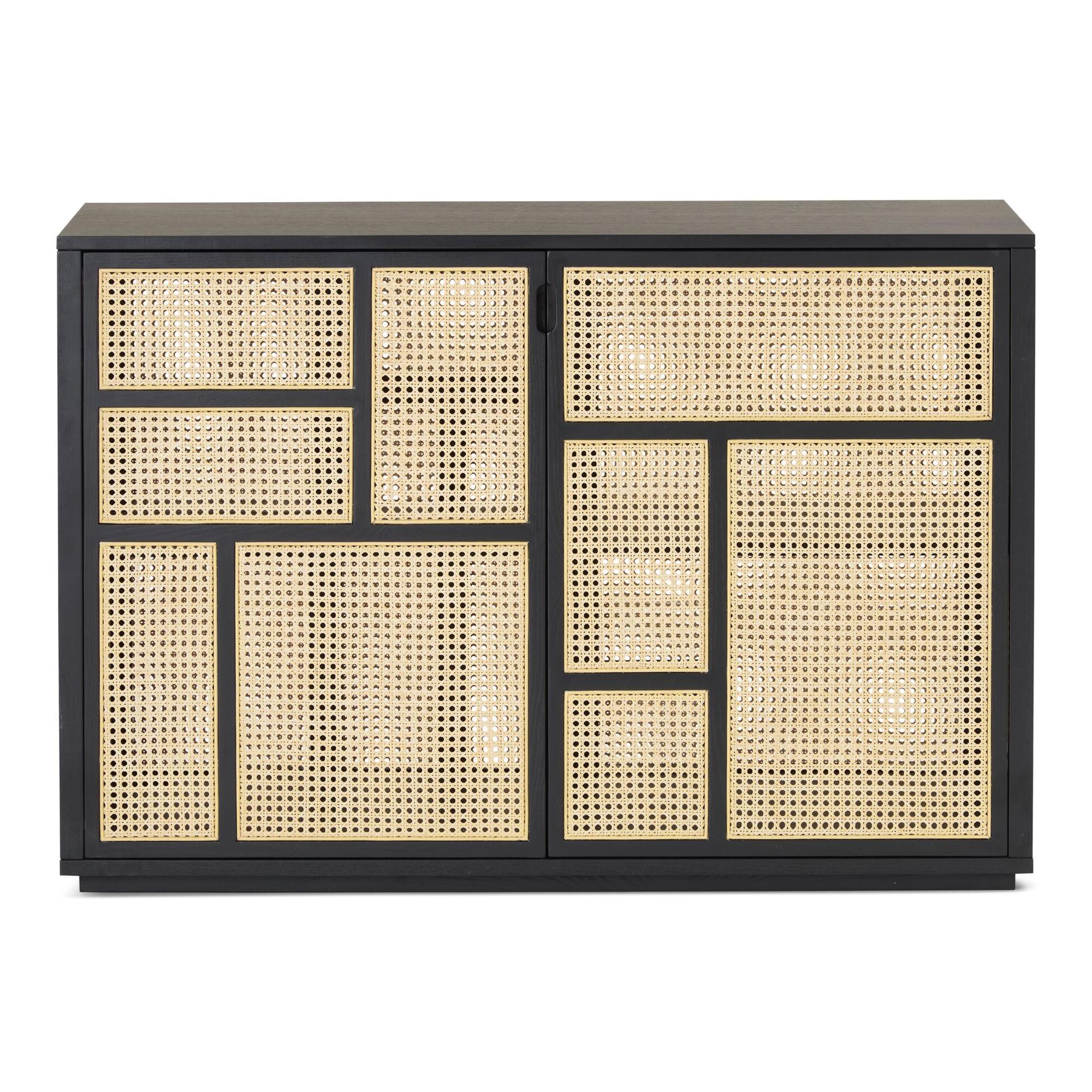 air white sideboard design house stockholm l nna. Black Bedroom Furniture Sets. Home Design Ideas
