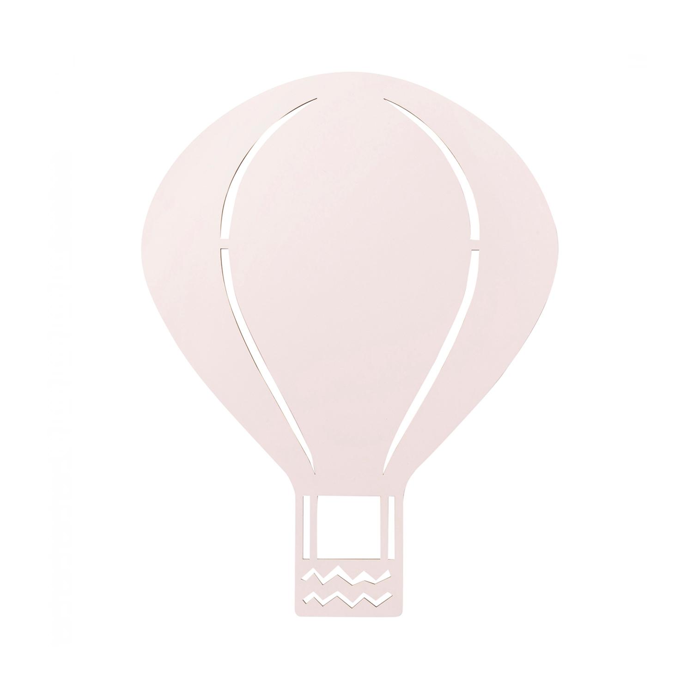 Air Balloon Lamp Rose