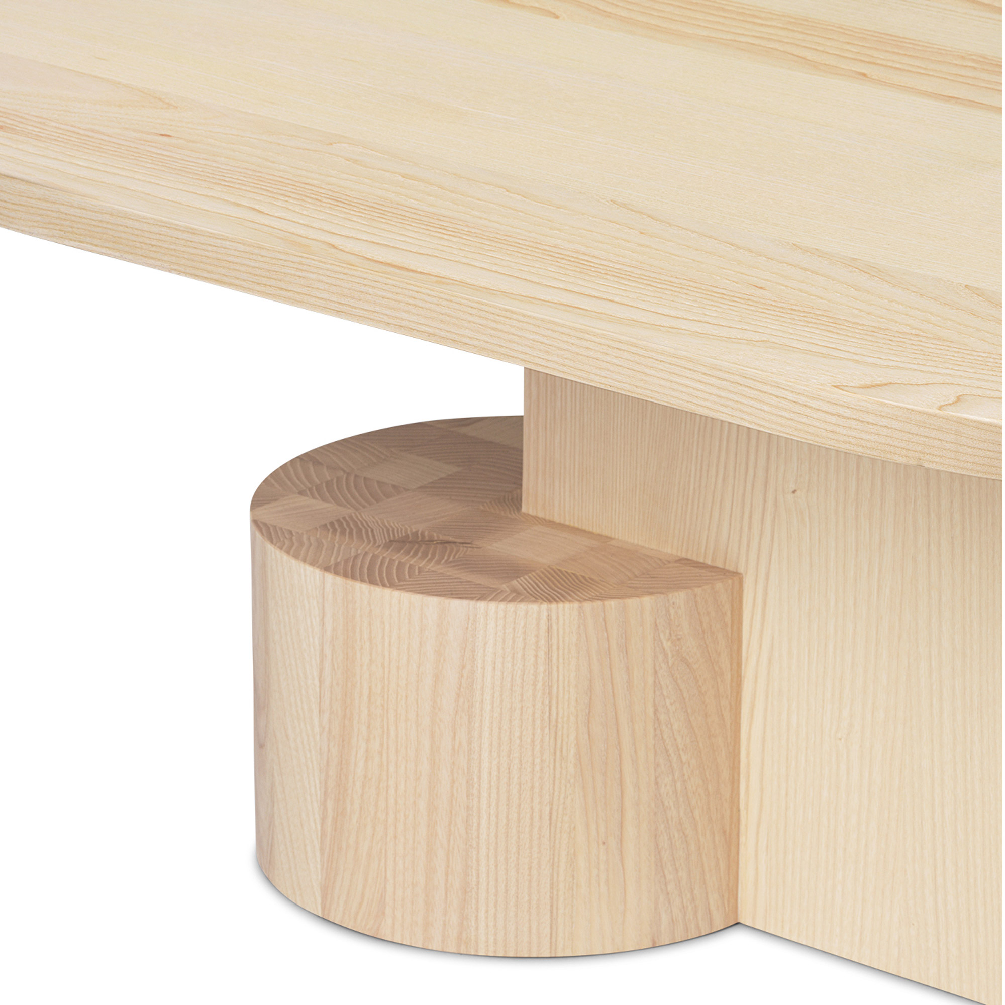 Insert Coffee Table Natural Soffbord | Ferm Living | Länna