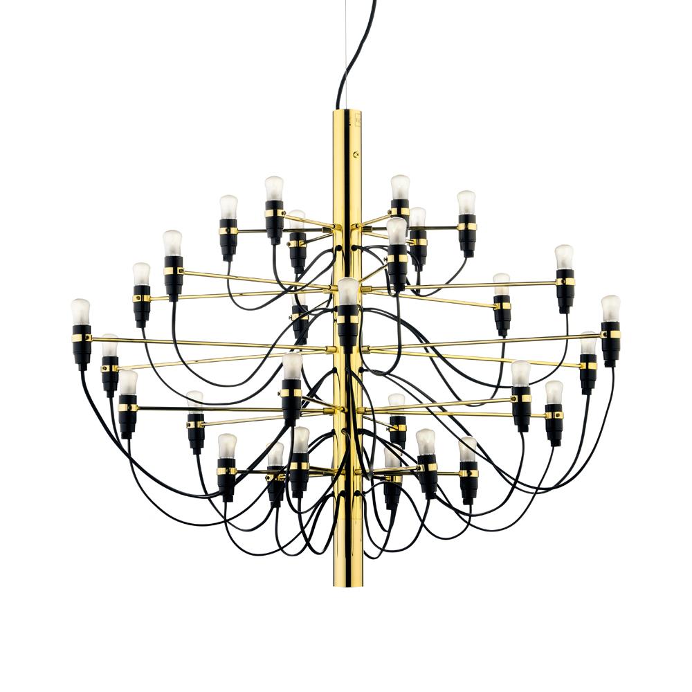 2097 LED Mässing 30 Taklampa | Flos | Länna Möbler | Handla