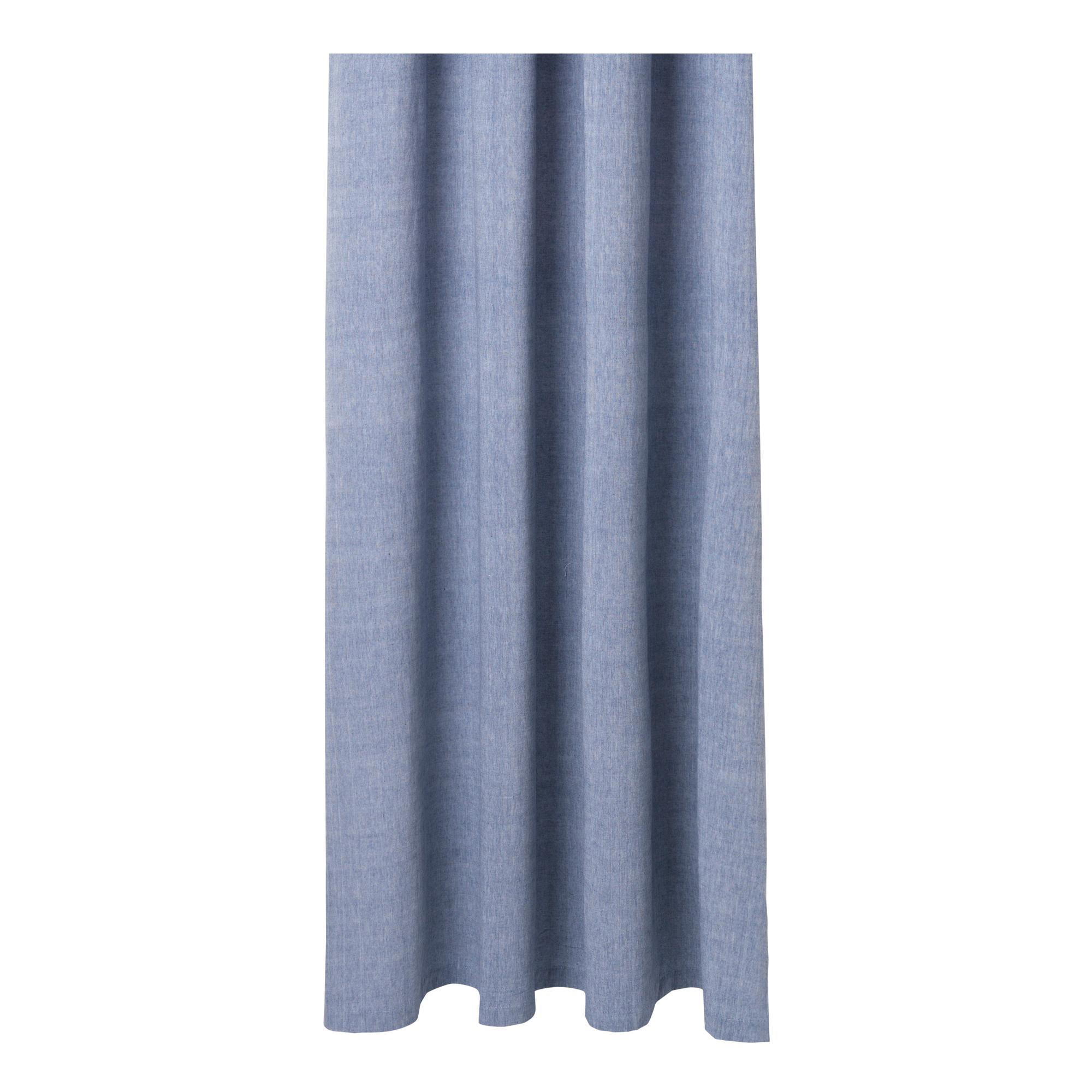 Chambray Shower Curtain Stripe Duschdraperi  4d6e3a227a04f