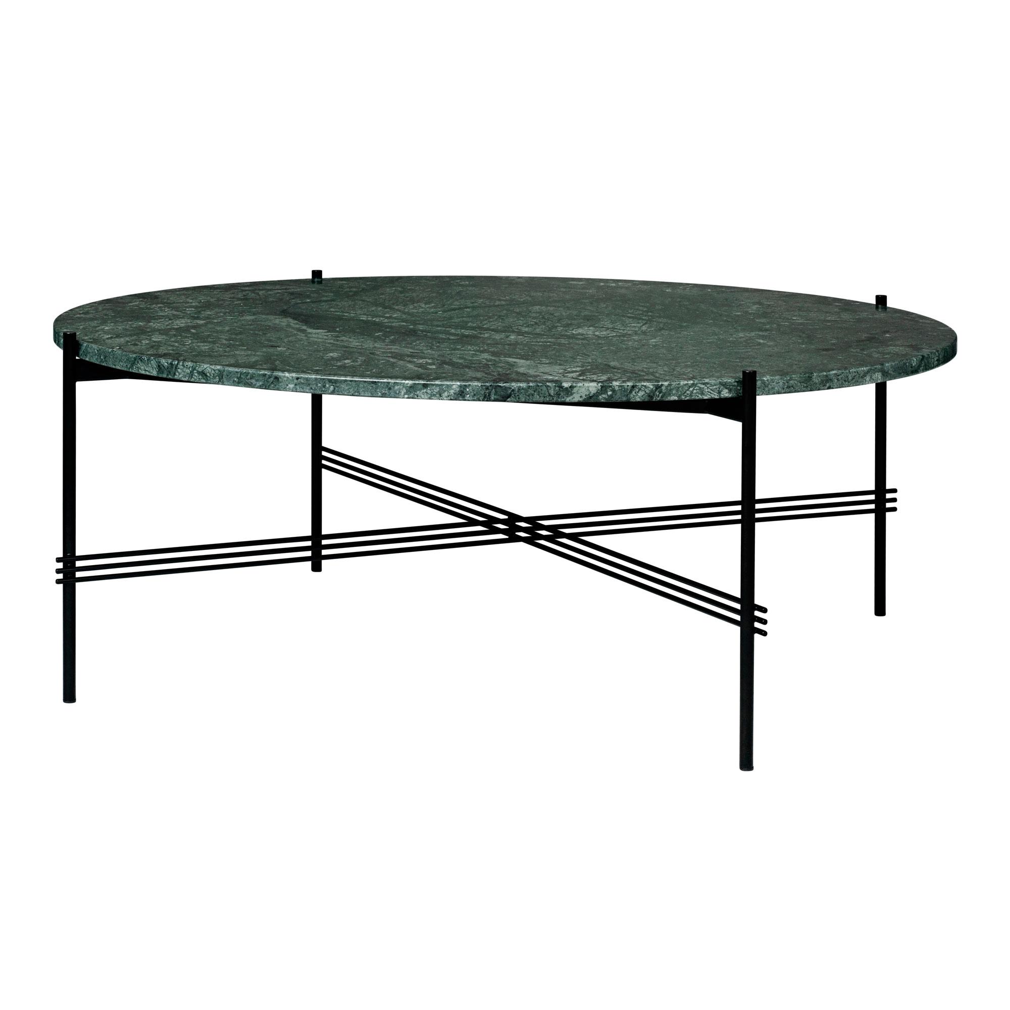 TS Coffee Table u00d8105 cm Verde Guatemala Soffbord Gubi Länna Möbler Handla online Fri frakt