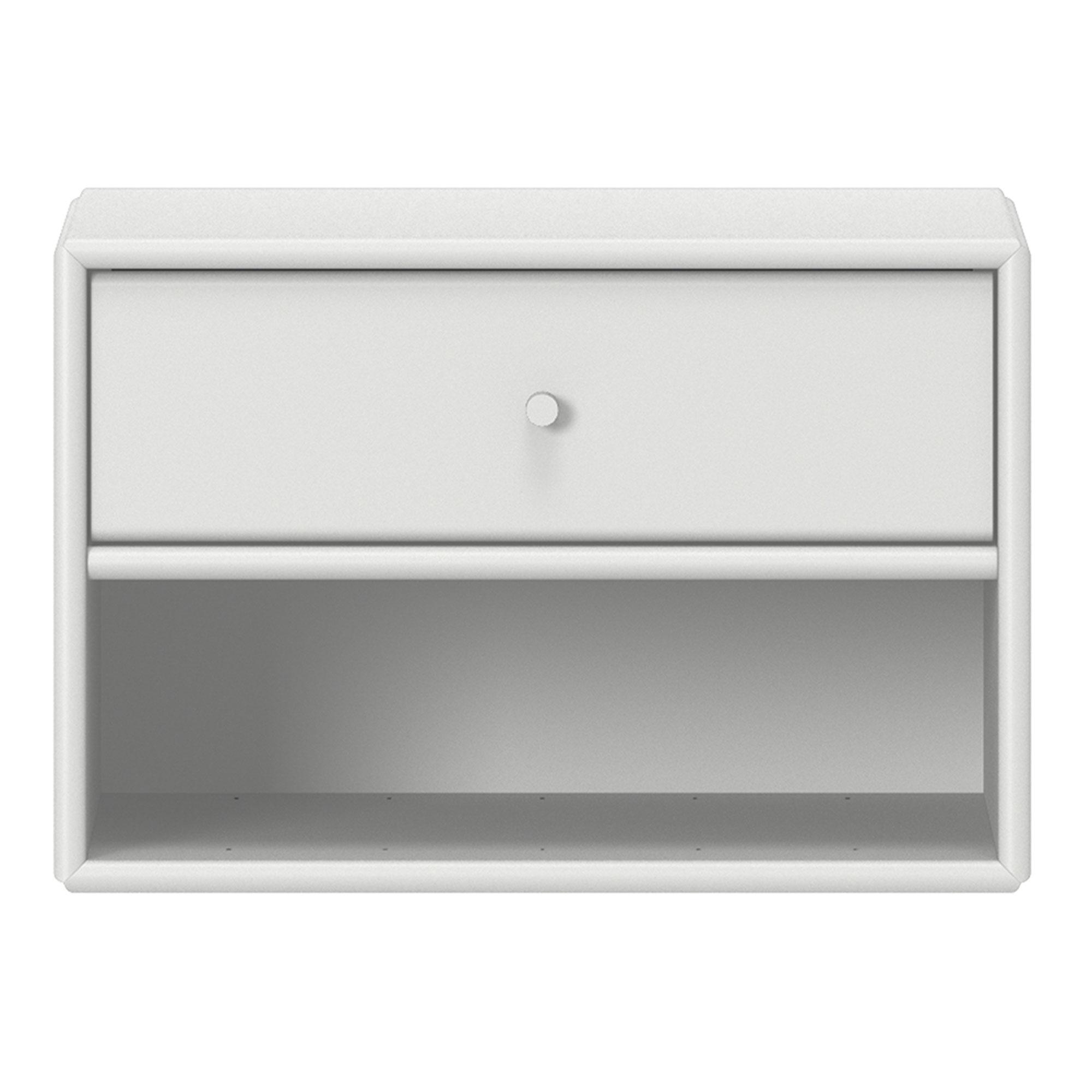 Dash New White Sängbord | Montana | Länna Möbler | Handla