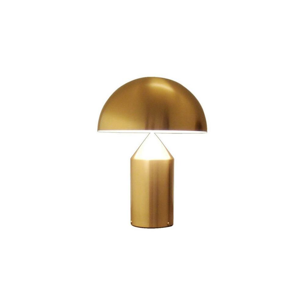 Atollo 235 70 cm Opal Bordslampa   Oluce   Länna Möbler