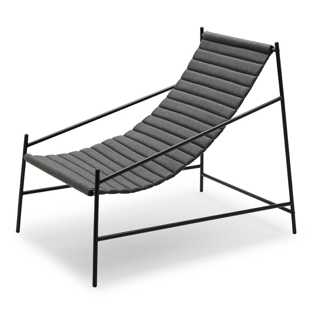 Hang Chair Anthracite Black Solstol Skagerak