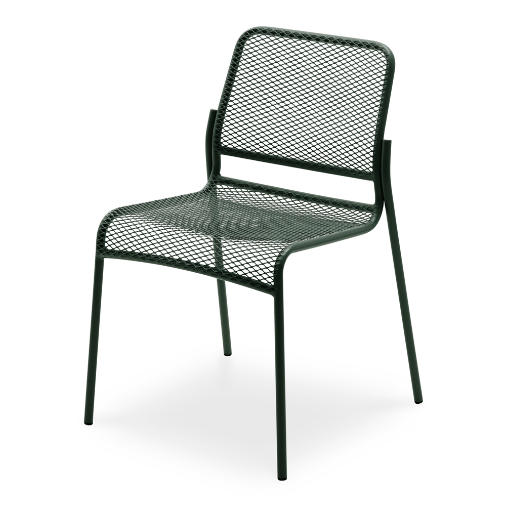 Mira Chair Slate Grey Stol Skagerak